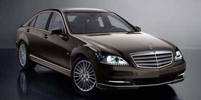 2011 Mercedes-Benz S600, 4-Door Sedan Rear Wheel Drive ...