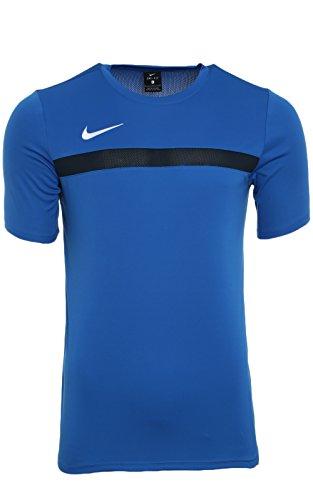 NIKE Academy16 SS Top Sleeved De Punto, Royalblu_Bianco, S para Hombre