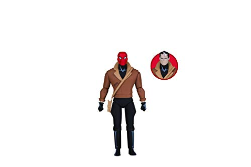 DC Collectibles Batman: The Adventures Continue: Red Hood Action Figure