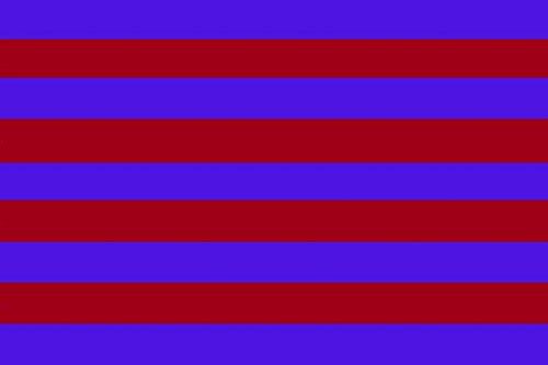 Gran Bandera de Barsa 150 x 90 cm Satén Durabol