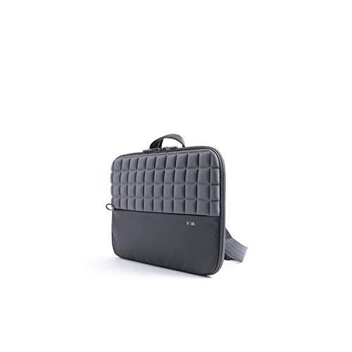 NAVA Design laptoptas 15,6 inch Passenger Action City Sleeve grijs PA137DG