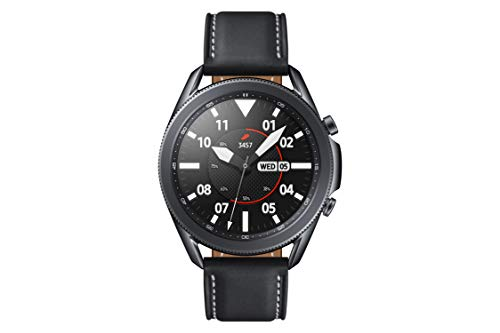 Samsung - Montre Galaxy Watch 3 R840 - 45 mm Version Bluetooth - Mystic Black [+ Bon d'achat Amazon]