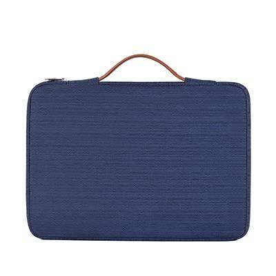 Funda protectora para ordenador portátil de 13 a 13,3 pulgadas, ultrafina, compatible con MacBook Air 2020 M1, MacBook Pro M1, MacBook Pro Retina 2015, azul
