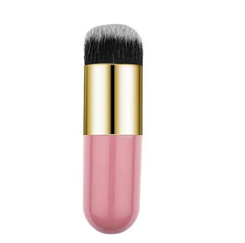 Pinceau pour fond de teint, Kemxing Femmes Maquillage Brosse Kabuki Pinceau de Maquillage Poudre Brosse pour Mélanger Liquide, Crème ou Poudre Impeccable Cosmétiques Cadeau Anniversaire