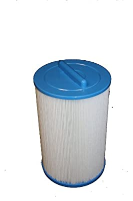 Guardian Pool Spa Filter Replaces Unicel 6CH-47 Top Load Replacement Spa Filter Cartridge 47 Sq Ft PTL47W FC-0315
