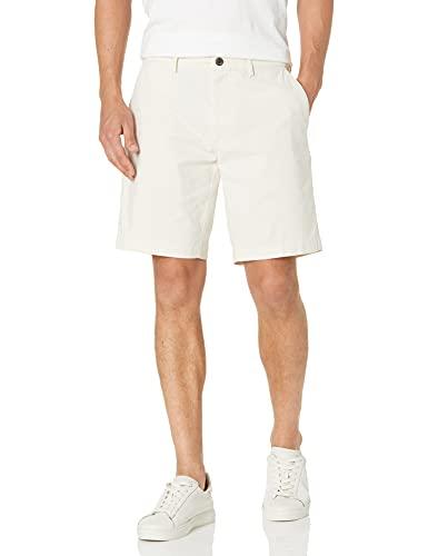 Amazon-Marke: Goodthreads Herren Oxford-Shorts, 22,9cm Schrittlänge, mit komfortablem Stretch, Khaki, W36''