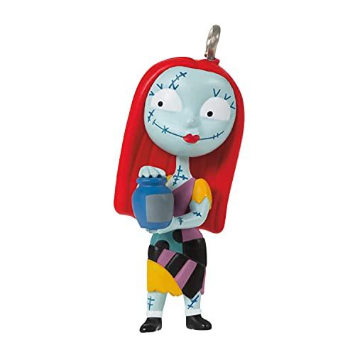 "Hallmark Keepsake Christmas Ornament 2021, Mini Disney Tim Burton's The Nightmare Before Christmas Lil' Sally, 1"""
