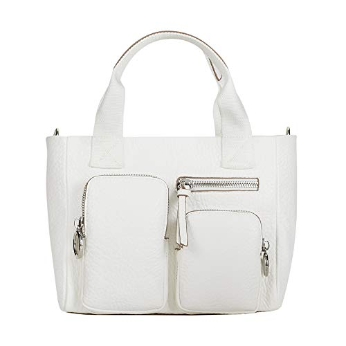 Parfois - Bolso Shopper Greyscale 3 - Mujeres - Tallas M -...
