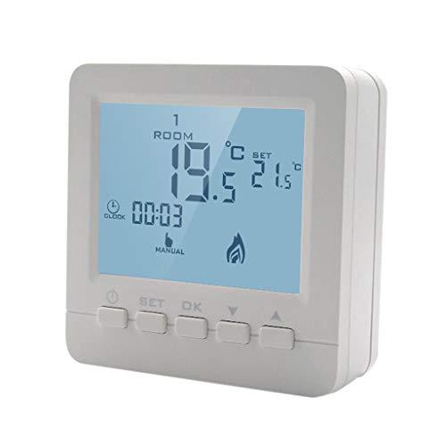 pas cher un bon Thermostat programmable pour chaudière à gaz Haia7k4k