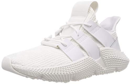 adidas PROPHERE, Zapatillas de Gimnasia para Hombre, Blanco (FTWR White/FTWR White/Core Black FTWR White/FTWR White/Core Black), 42 2/3 EU
