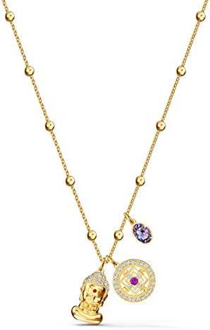 SWAROVSKI Women's Symbolic Crystal Necklace...