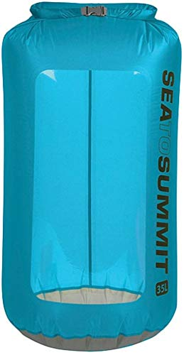 Sea to Summit Ultra Sil View Dry Sac Bleu Taille 35 Liters