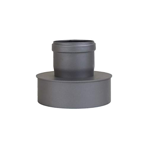 Tubo para estufa de pellets, codo para tubo de chimenea,