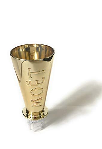 Moet Chandon Mundstück für Piccolo Champagner Flasche Trinkaufsatz