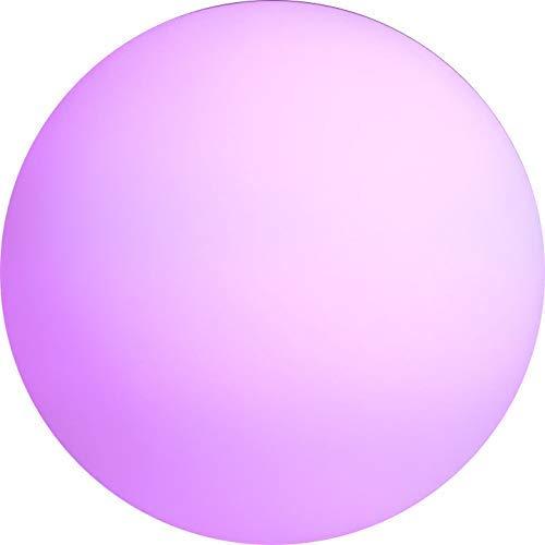Boule LED, Sphère, lumineuse, 30 cm, rGB, rechargeable, flottant