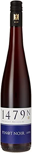 Weingut Nelles Pinot Noir 2017 Spätburgunder Ahr Wein trocken (1 x 0.75 l)