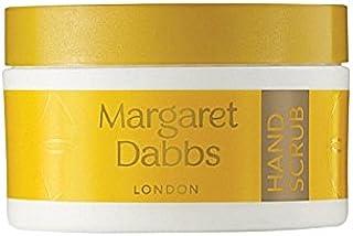 マーガレットは、ハンドスクラブの100ミリリットルを剥離 x4 - Margaret Dabbs Exfoliating Hand Scrub 100ml (Pack of 4) [並行輸入品]