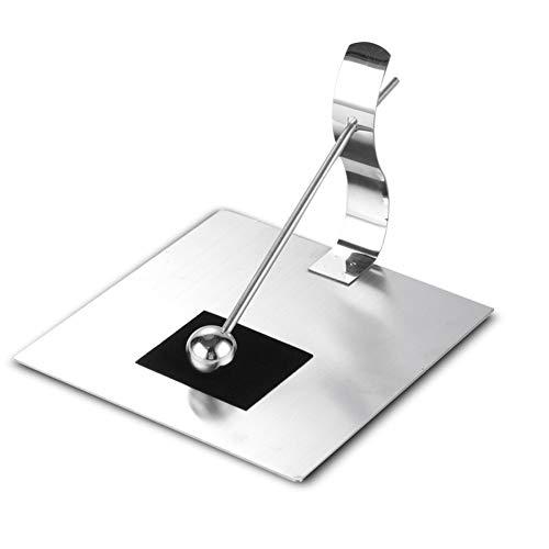 Serviettenhalter Edelstahl, Moderner Serviettenspender für Haus und Restaurant, Küchenarbeitsplatten, Tisch, Sehr stabil, Vor allem perfekt für draußen, da die Servietten nicht wegfliegen können