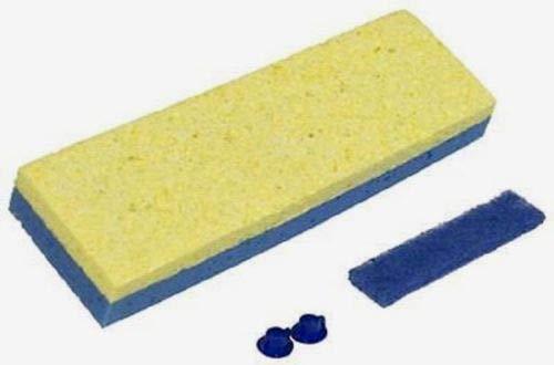 Quickie 0272 Jumbo Sponge Mop Refill