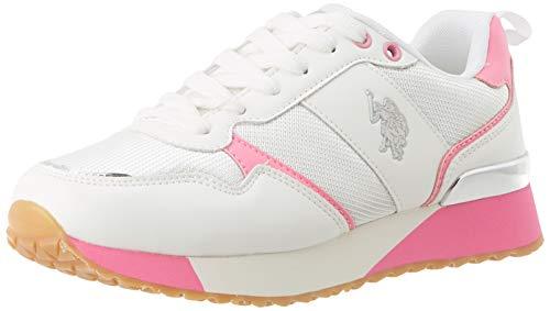 U.S. POLO ASSN. Tabitha4 Fluo, sneakers voor dames