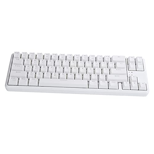 PUSOKEI Mechanische Gaming-Tastatur,...
