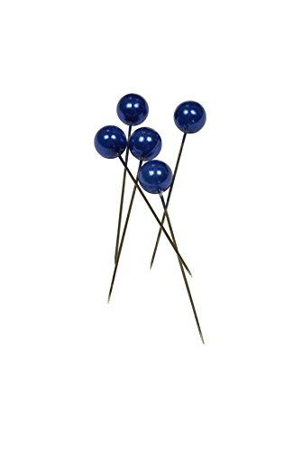 Corderie Italiane 006042389 Spilli, Diametro 6 x 65 mm, 100 Pezzi, Blu