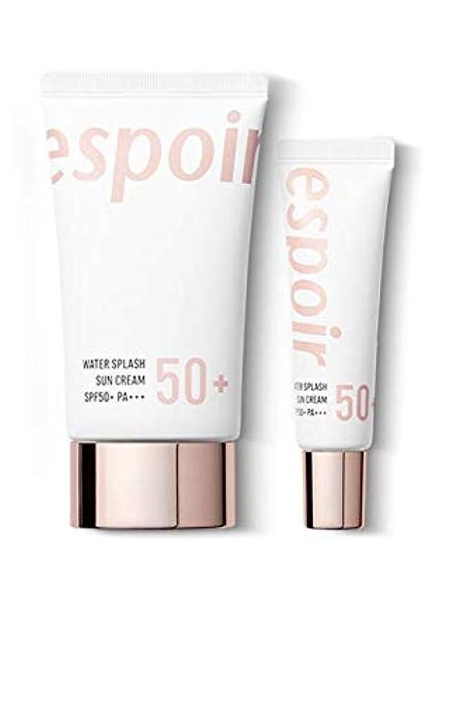 オーブン札入れジェームズダイソンeSpoir Water Splash Sun Cream SPF50+PA+++ (R) / エスポワール ウォータースプラッシュ サンクリーム 60ml +20ml