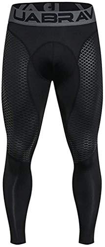 Hosen Leggings Fitnesshose Neue Farbige Festlich Bekleidung Schnell Sportfitnesshose Trocknende Atmungsaktive Bodybuilding Workout Running Tight Lifting Strumpfhose ( Color : Schwarz C , Size : L )