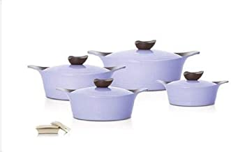 NEOFLAM COOKWARE KOREAN 8PCS SET