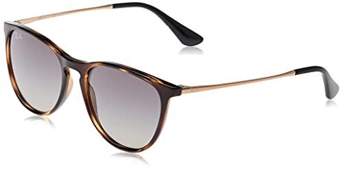 Ray-Ban Damen 704911 Sonnenbrille, Braun (Havana), 50