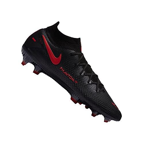 Nike, Scarpe da Calcio Unisex-Adulto, Nero, 34 EU