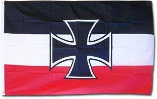 Germany WWI Naval - 3` x 5` Polyester Flag (Jack)