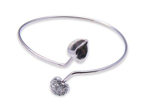 Andruscha Damen Kette Armband Armkette Choker Armreifen R618