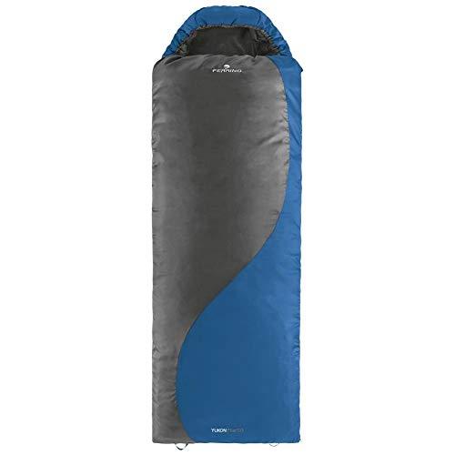 Ferrino Yukon Plus SQ Sac de Couchage Mixte Adulte Bleu DX