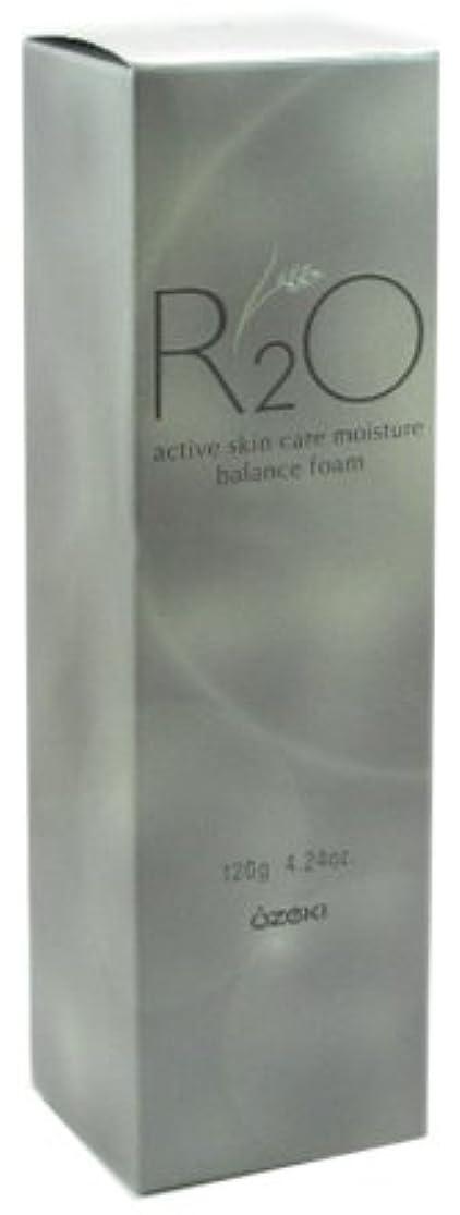 オンス冷蔵する香りR2O モイスチャーフォーム 120g