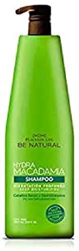 Be Natural - Champú y acondicionador (Macadamia) 1000 ml. - 1 unidad