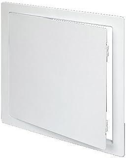 "Dynasty Hardware AP88 Access Door 8"" x 8"" Styrene Plastic White"