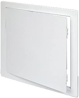 "DYNASTY Hardware AP2222 Access Door 22"" x 22"" Styrene Plastic White"