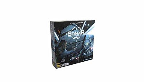 Asmodee- Juego de Tablero Captain Sonar (ADE0SON01ML): Amazon.es: Juguetes y juegos
