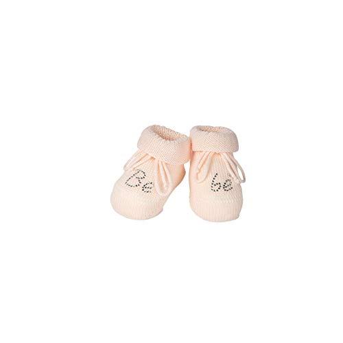 Ivory Babbucce Neonato Fantasia Femmina (rosa 41735)