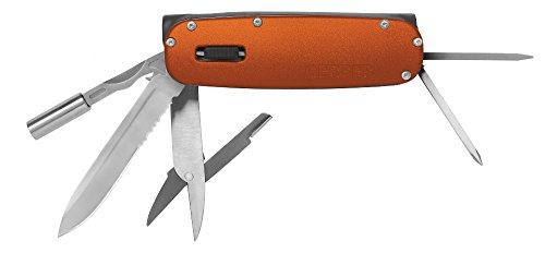 Gerber Multitools FIT Tool Orange, Clam, grau, 22-31-000919