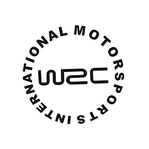 A/X Sticker de Carro Motorsports International Pegatina para Coche WRC World Rally Pegatinas Tapa del depósito de Combustible pegada CT-382
