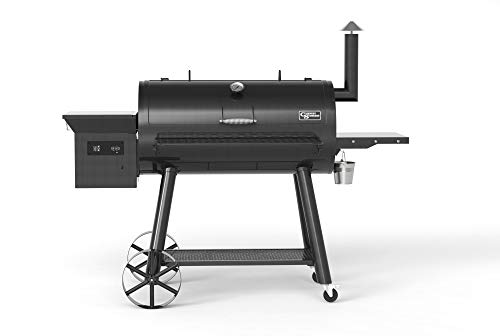 Cheapest Price! Country Smokers CS2454 Pellet Grill, Black