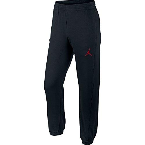 Nike - Pantalon Survètement - Pantalon Jordan Varsity M Noir - Noir/Rouge/Blanc
