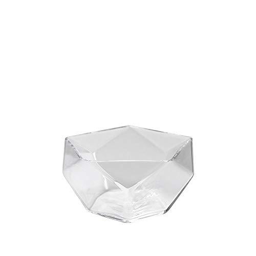 Rosendahl 21550 Penta Schale, Glas, durchsichtig