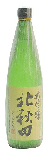 [清酒・日本酒] 北鹿 北秋田 大吟醸 720ml 1本 (きたあきた)(株)北鹿