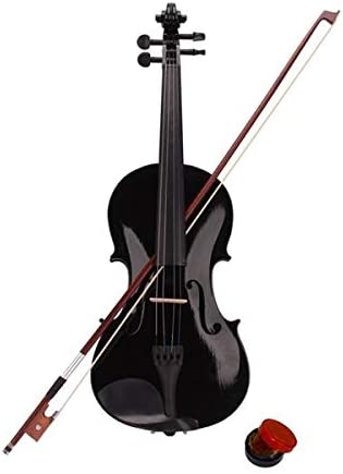 CFNB 4 Max 76% OFF Acoustic Violin Full with Carrying Cas Wood Size SALENEW very popular!