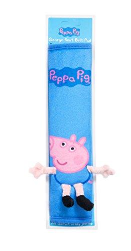 Peppa Pig Cojín para cinturón de Seguridad de George