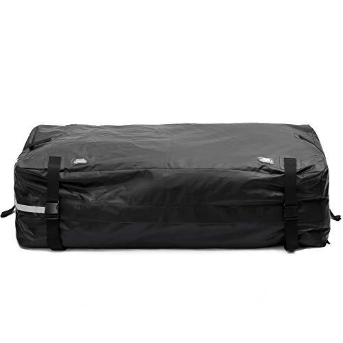Car Roof Carrier Bag- Waterproof Universal Soft Rooftop Bag Maletas De Carga Para Coche Con...