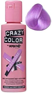 crazy color temporary hair color Lavender